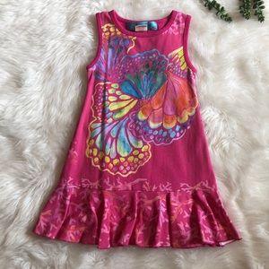 EUC 2T Lollipop Twirl LLL Magic Butterfly Dress!